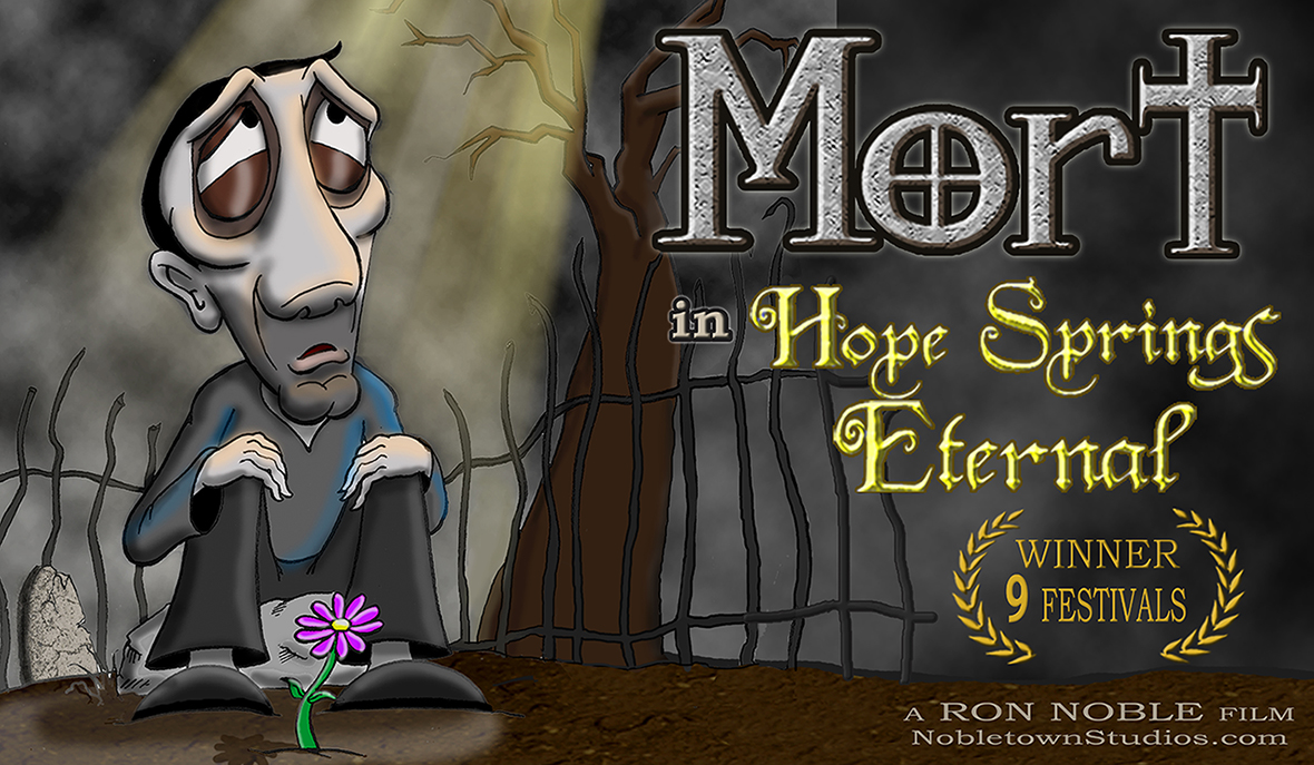 """Mort in Hope Springs Eternal"""