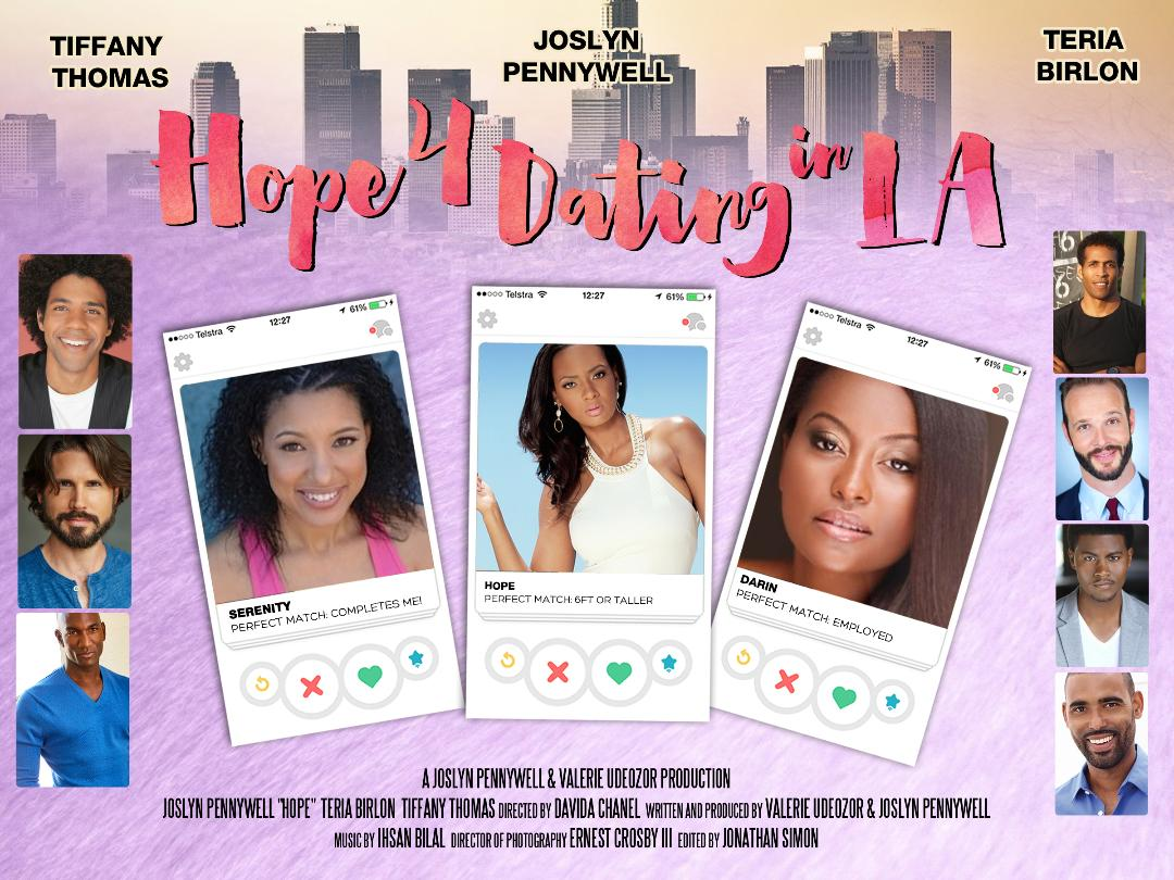 """Hope for Dating in LA"""